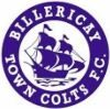 Billericay Colts FC _ Web