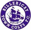 Billericay Colts FC _ Web